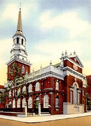 Christ Church, Philadelphia, Pennsylvania