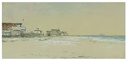 Cape May Watercolor