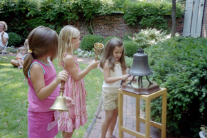 Children Ringing Bells